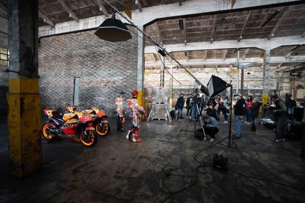 Repsol Honda Team 2021チームローンチの舞台裏