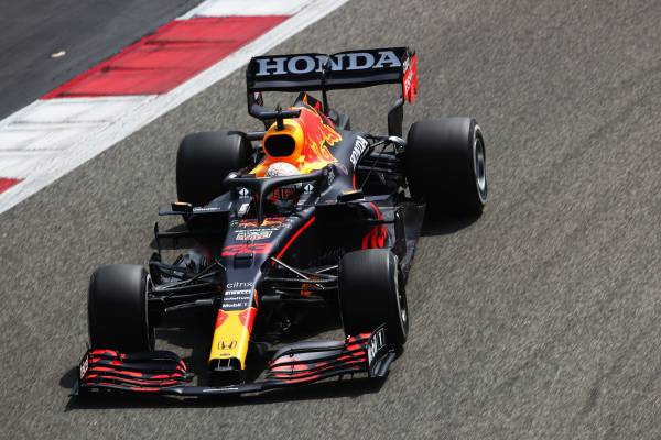 Honda Powered F1 Cars Start Pre-season Testing in Bahrain