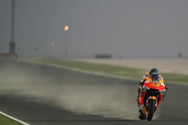 Honda riders all set to start 2021 MotoGP season