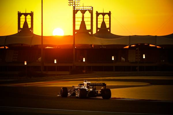 Honda complete over 4000km in Bahrain, as F1 Testing comes to a close