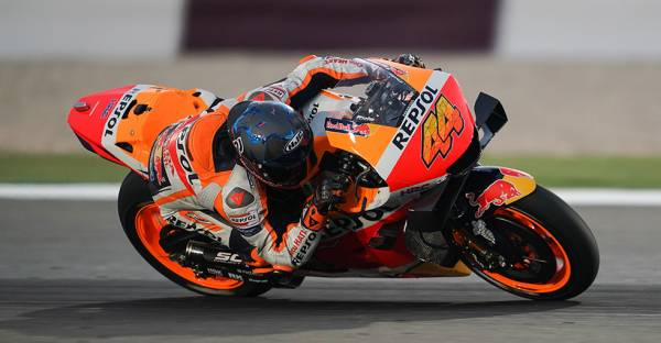Espargaro and Bradl Start 2021 as Honda Team-mates