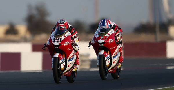 NSF250RW Riders  Aim to Win the  Constructors' Title Consecutively
