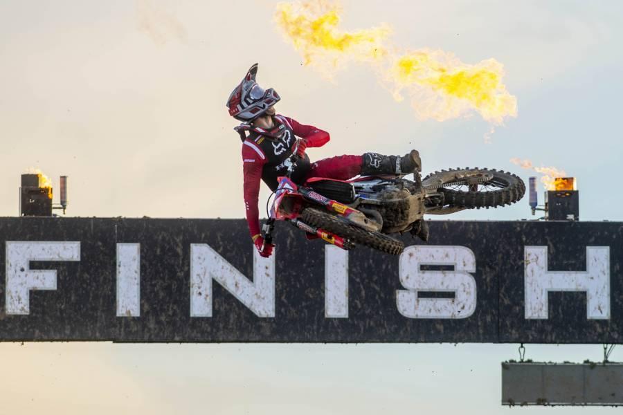 【2020シーズン総集編】CRF450RWを駆るティム・ガイザーが圧倒的な速さを見せつけ、タイトル連覇を達成