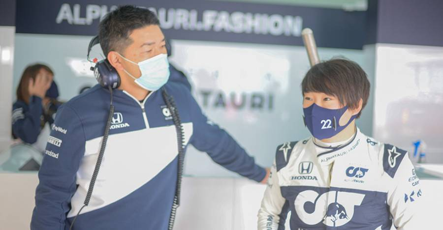 Behind the Scenes of Honda F1 2021 - ピット裏から見る景色- Vol.02