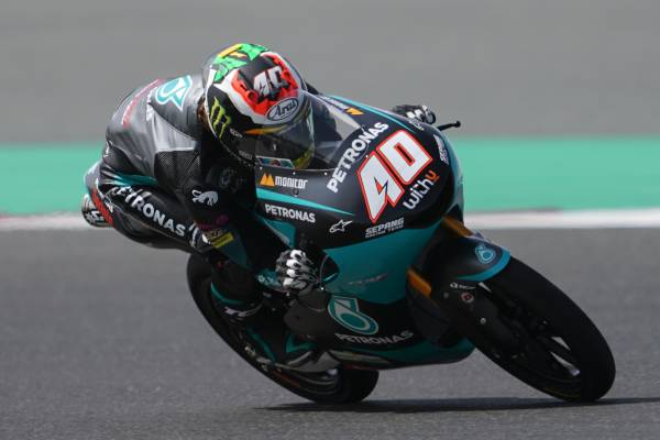 Honda Riders Will Fill Three of the Top Four Places