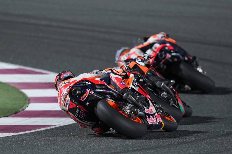 ポル・エスパルガロ、Repsol Honda Teamのデビュー戦を8位でフィニッシュ