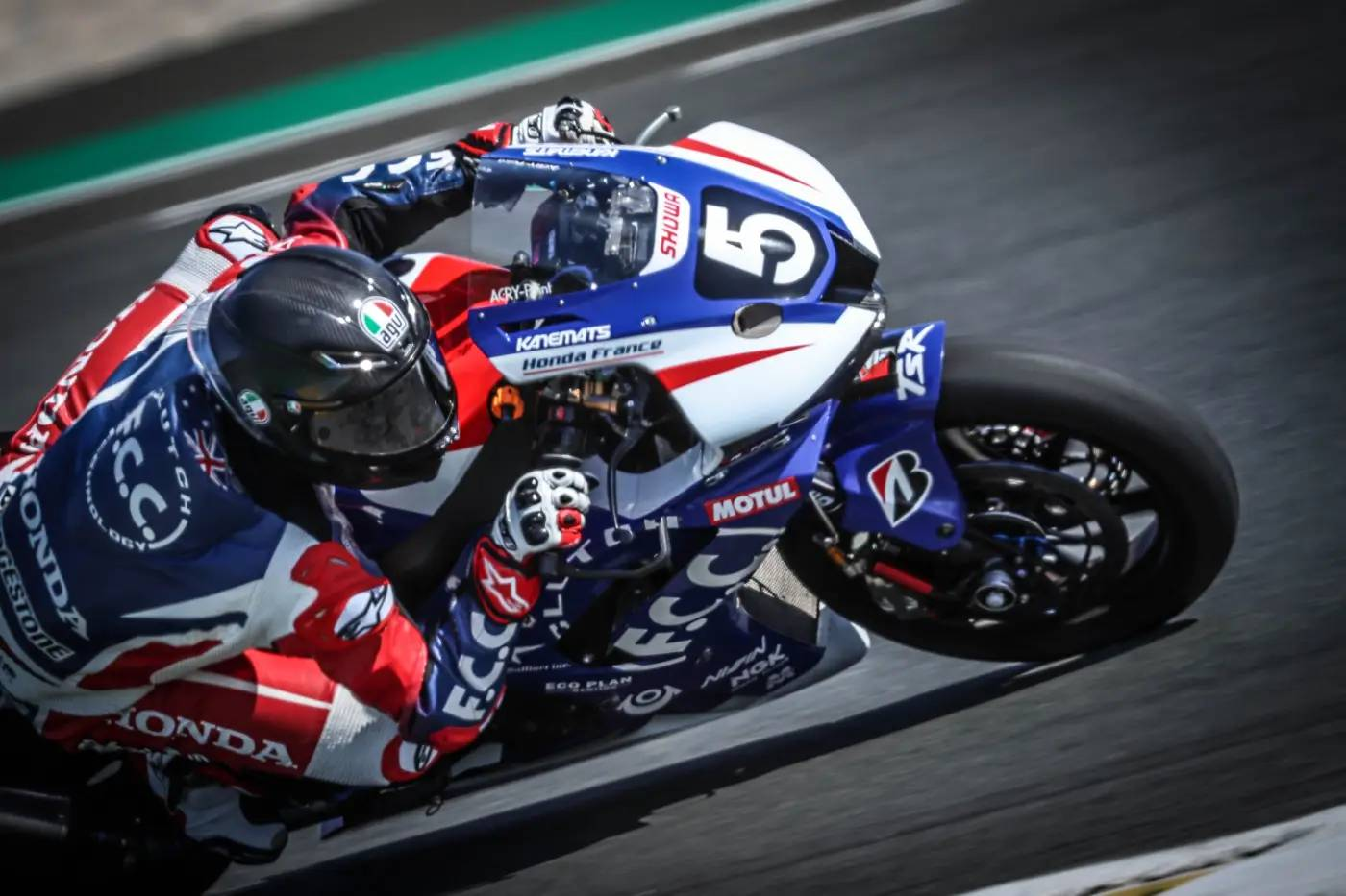 F.C.C. TSR Honda Franceがル・マンでシーズン前テストを行う