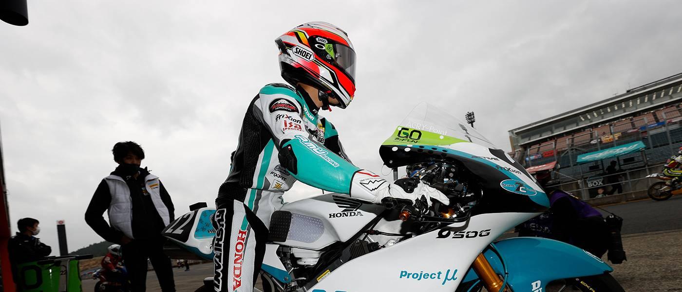 尾野弘樹が優勝、小合真士が3位表彰台を獲得