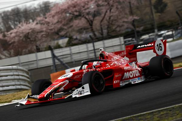 Nojiri Dominates from Pole, Honda Dominates Podium with Oyu Second, Fukuzumi Third