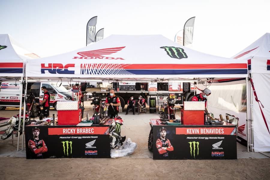 Monster Energy Honda Team's Aim Remains Unchanged