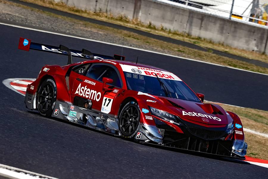 Astemo NSX-GT Fifth in SUPER GT Okayama Season-Opener