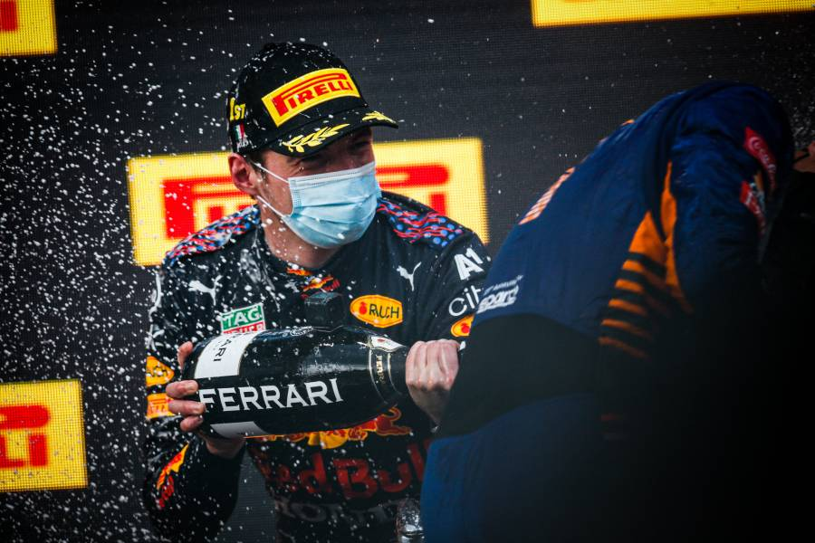 Verstappen Wins In Italy!