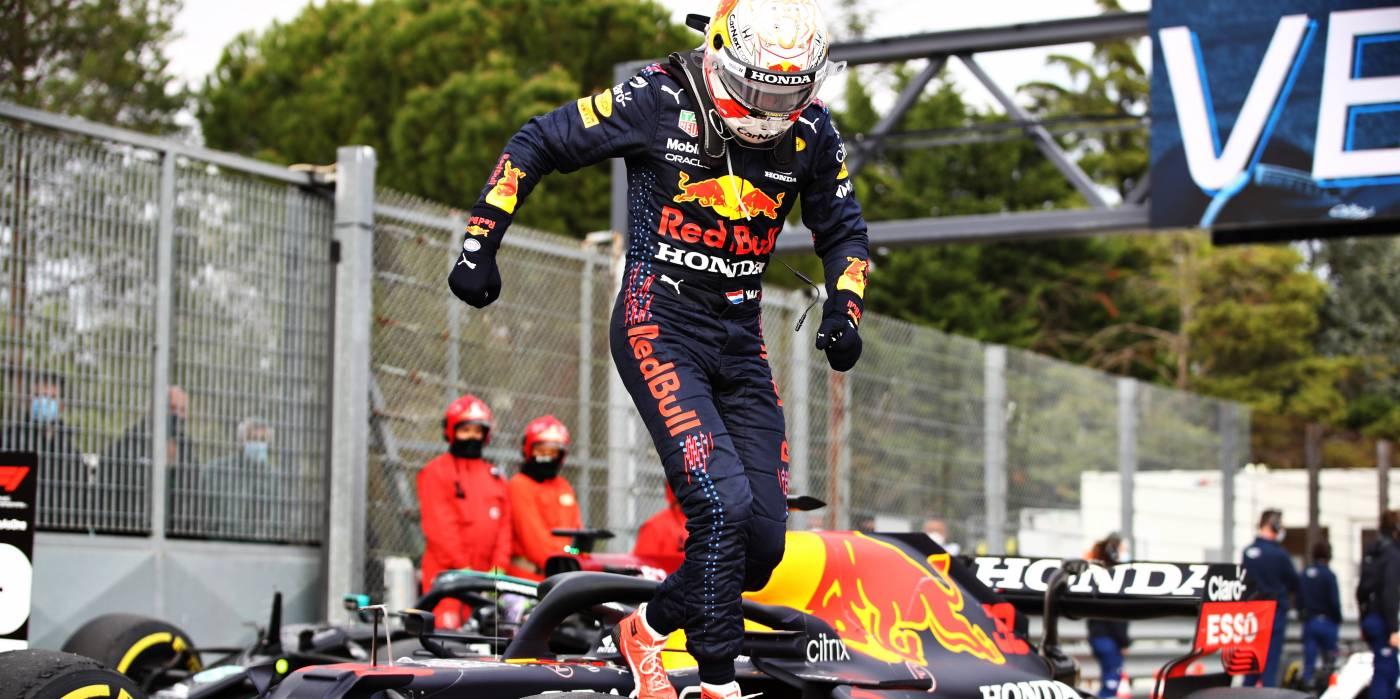 Verstappen Wins In Italy!