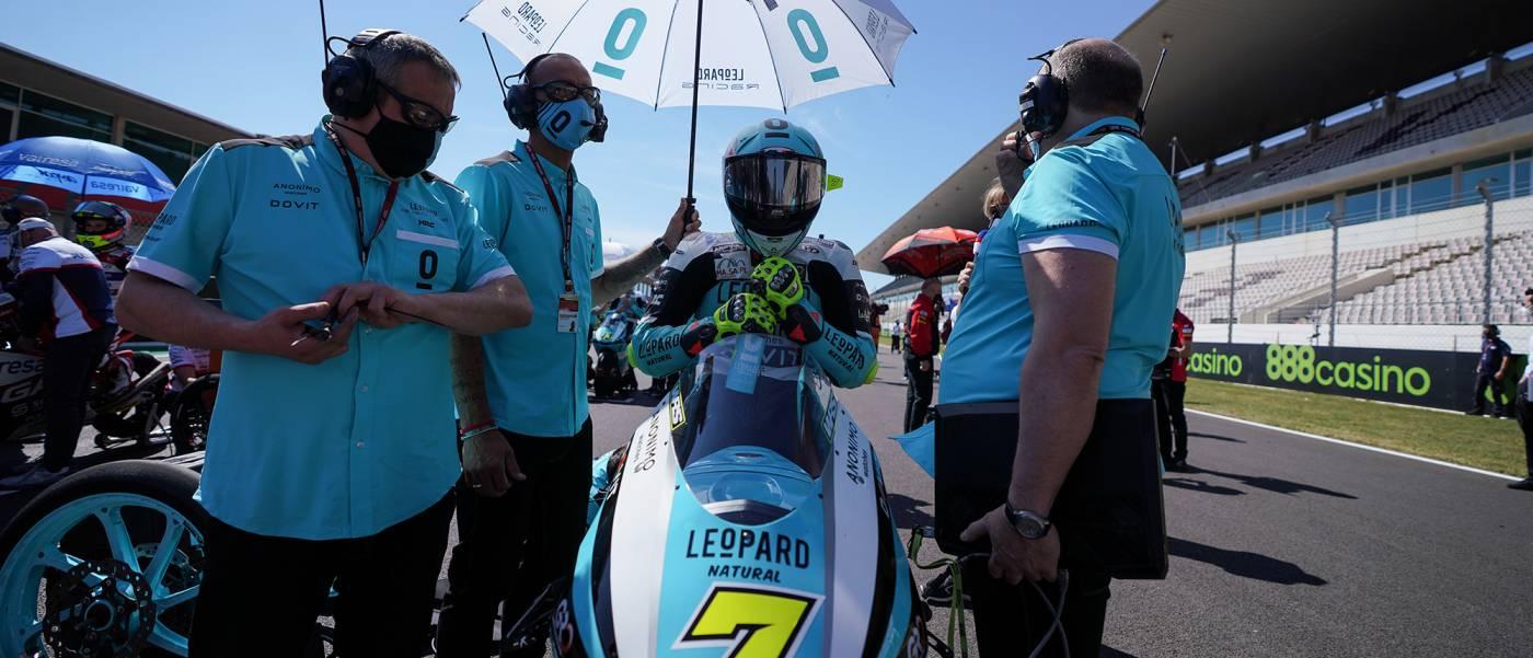 フォッジャが2位で今季初の表彰台、國井は惜しくもポイントを逃す