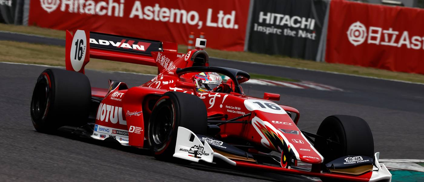 Nojiri Wins Two-In-A-Row, Sasahara Claims His First Podium