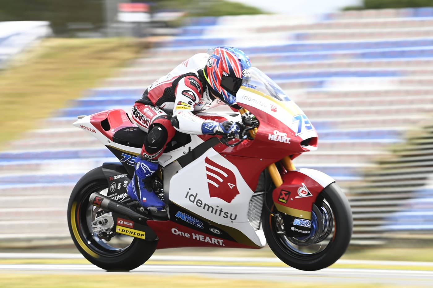 Ogura aims high after ill luck in Portugal