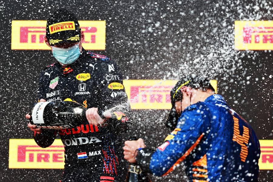 Max takes the win at Imola