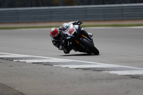 Successful Silverstone test for Honda Racing UK