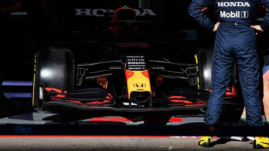フェルスタッペンが両セッションで2番手タイムをマーク