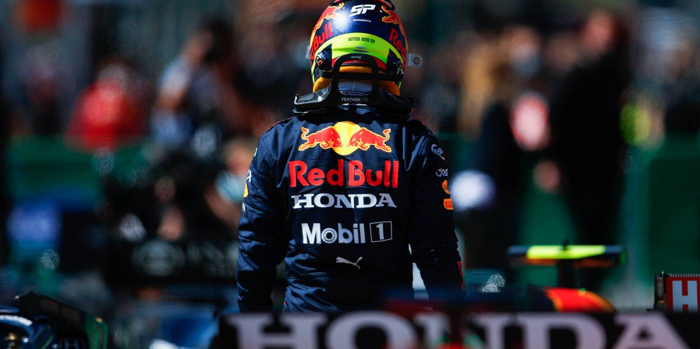 Red Bull Racing Honda Lockout The Second Row In Portugal