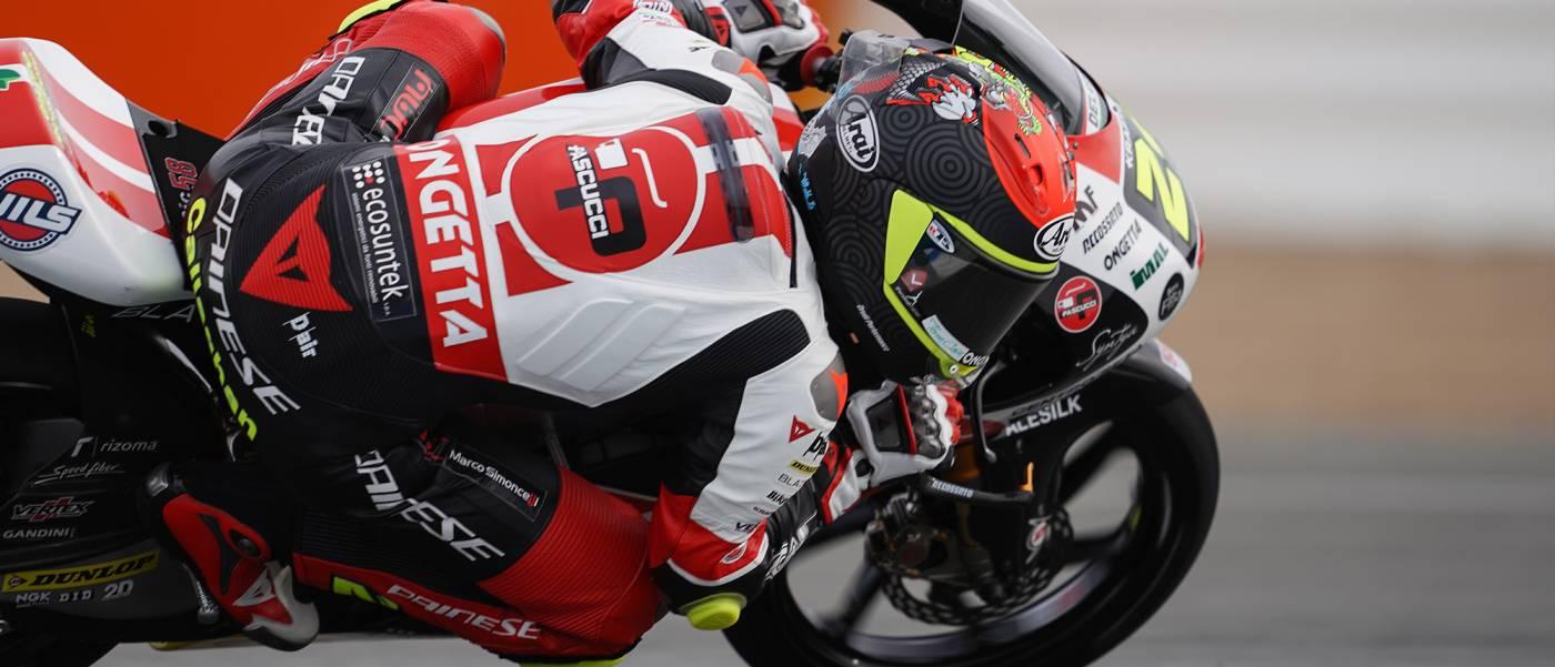 鈴木竜生がポールポジション獲得。Honda勢が4番手まで独占