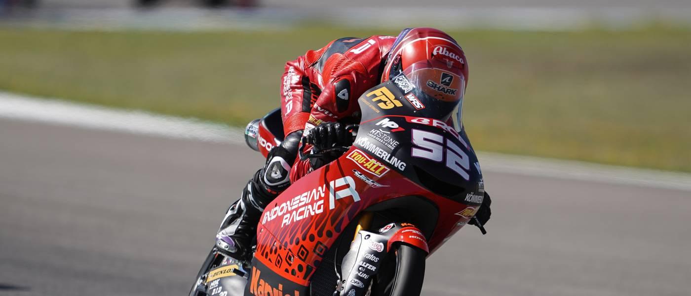 ジェレミー・アルコバが今シーズン初の表彰台を獲得