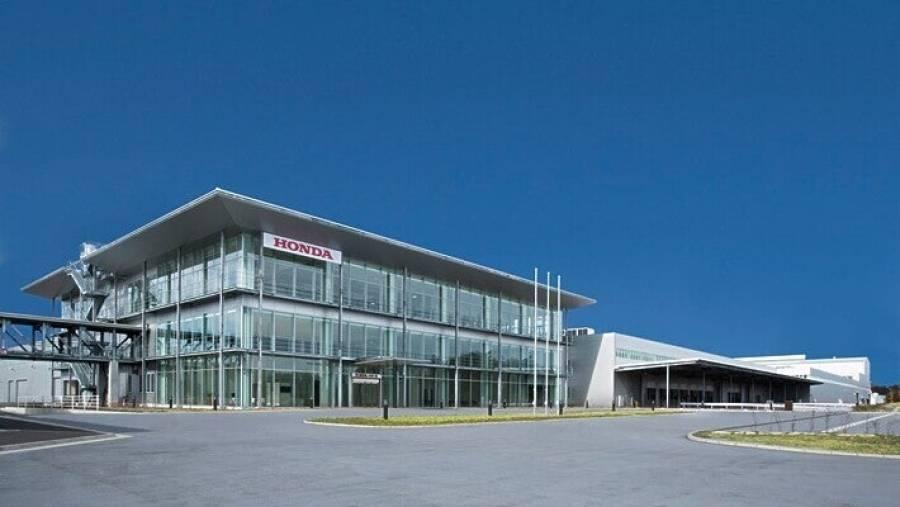 ↑現在、Hondaのエンジン工場は埼玉県の小川町に