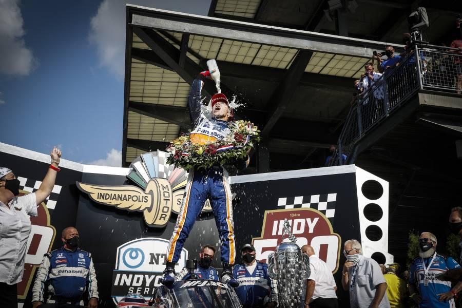 第105回インディアナポリス500マイルで佐藤琢磨は連覇に挑む