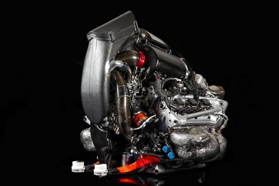 2017年型Hondaパワーユニット「RA617H」