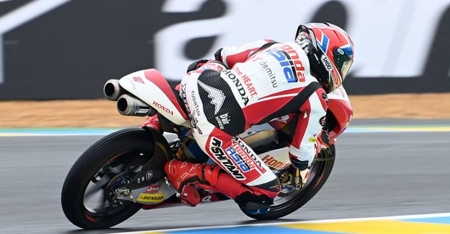 ドライコンディションのFP2でガブリエル・ロドリゴがトップタイム