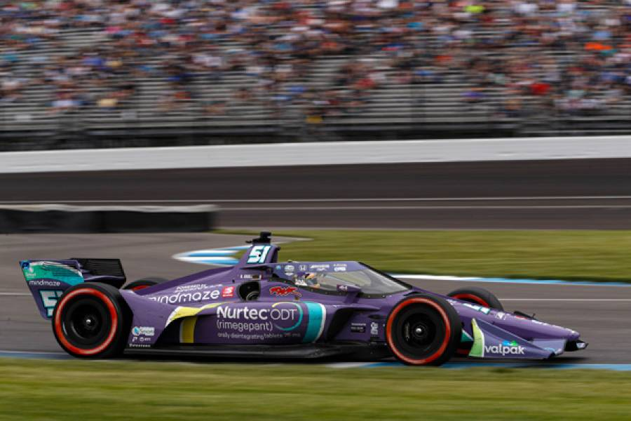 Podium Results for Grosjean and Palou at the GMR Grand Prix of Indianapolis