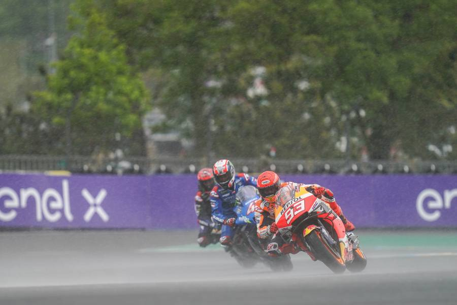 Rd.05 France - TRACK REPORT