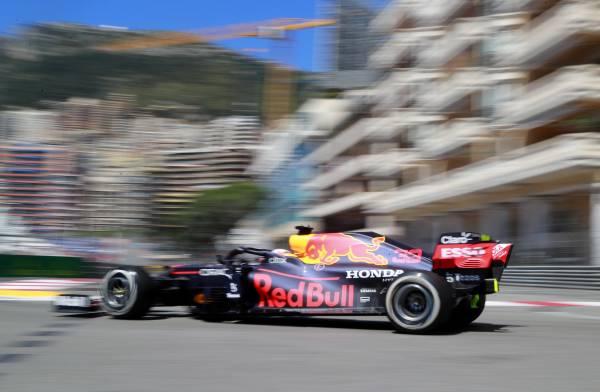 FP1でRed Bull Racing Hondaが1-2。FP2ではHondaパワーユニット勢3台がトップ8入り