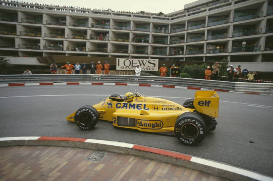 Our Monaco History