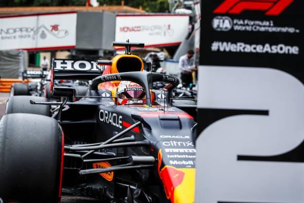 A Front Row Start For Verstappen In Monaco