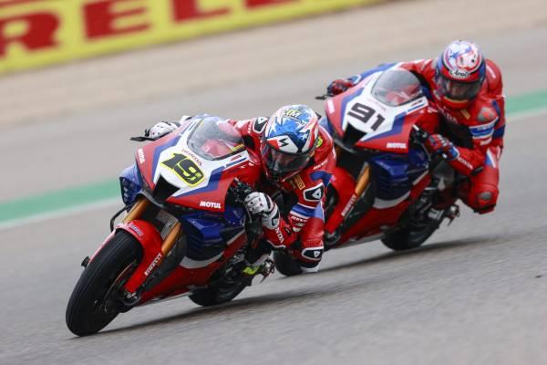 バウティスタがスーパーポールレースで7位、レース2で11位。ハスラムはノーポイントに終わる