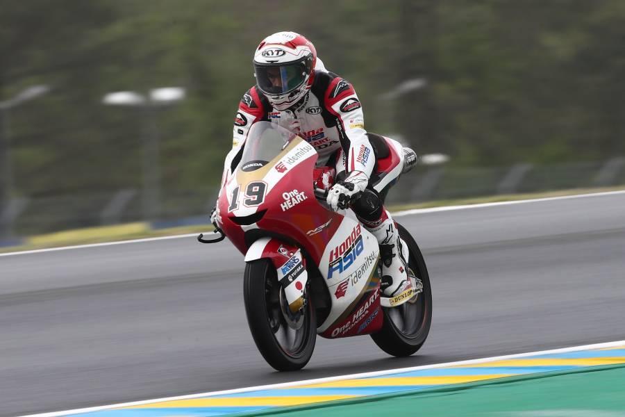 総合3位のアンドレア・ミニョがホームグランプリを迎える